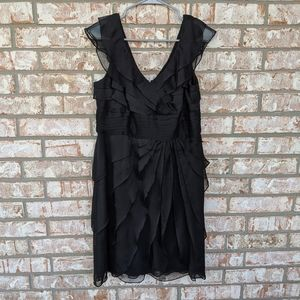 Adrianna Papell Occasions Cocktail Formal Dress 12